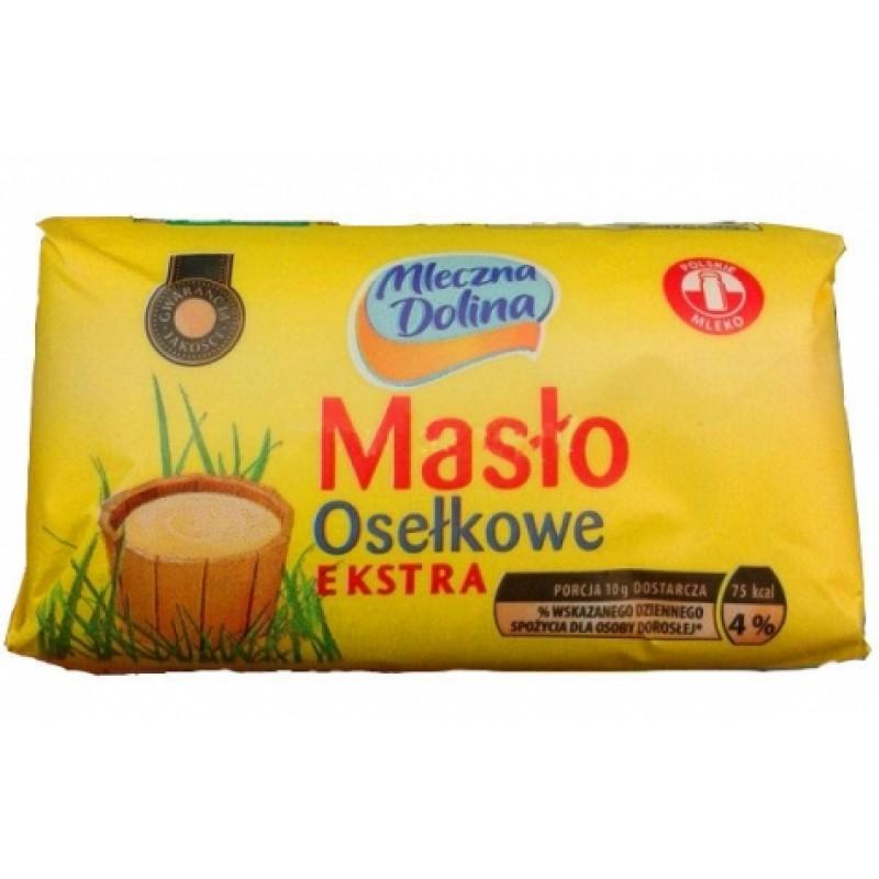Масло Oselkowe Ekstra 82% 375г