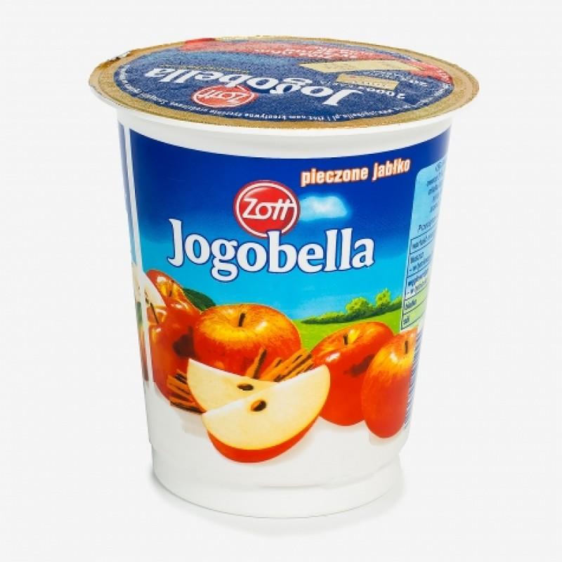 Йогурт Jogobella печене яблуко 330г