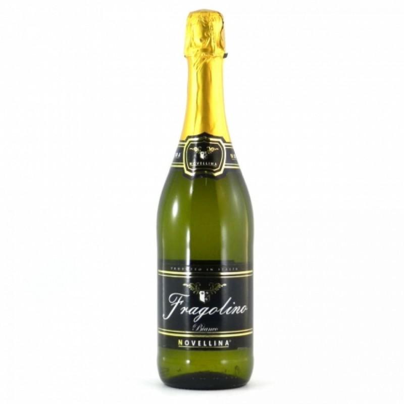 Вино Fragolino Novellina бiле 7% 0,75л