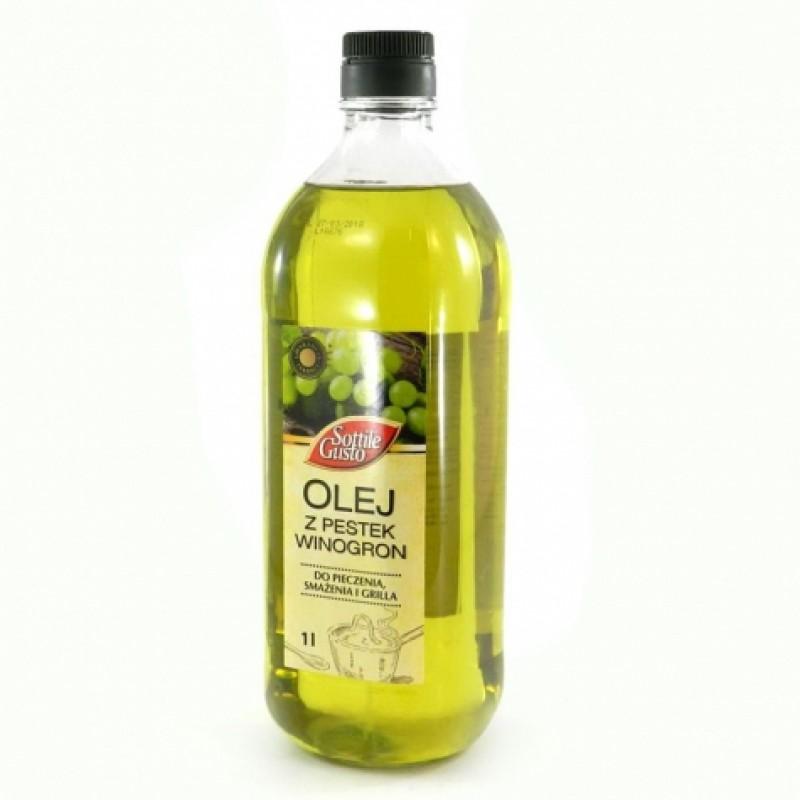 Олiя Sottile gusto з виноградних кiсточок 1л