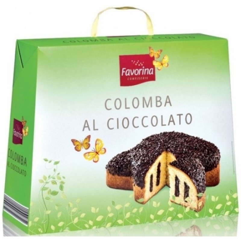 Панеттоне Favorina крем шоколад 750г