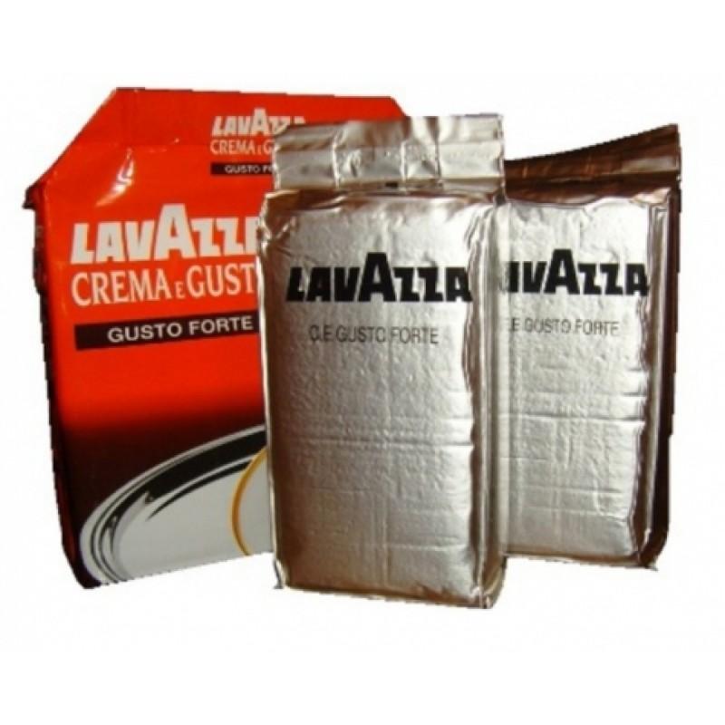 Кава мелена Lavazza Crema e Gusto Gusto Forte 250г