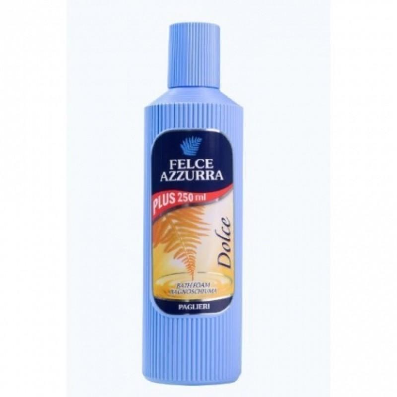 Гель для душу і пiна для ванни Felce azzurra dolce 750г
