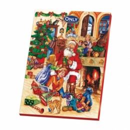 Шоколад Різдвяний календар Only 75г