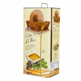 Олiя оливкова Olio extra vergine di oliva 5л
