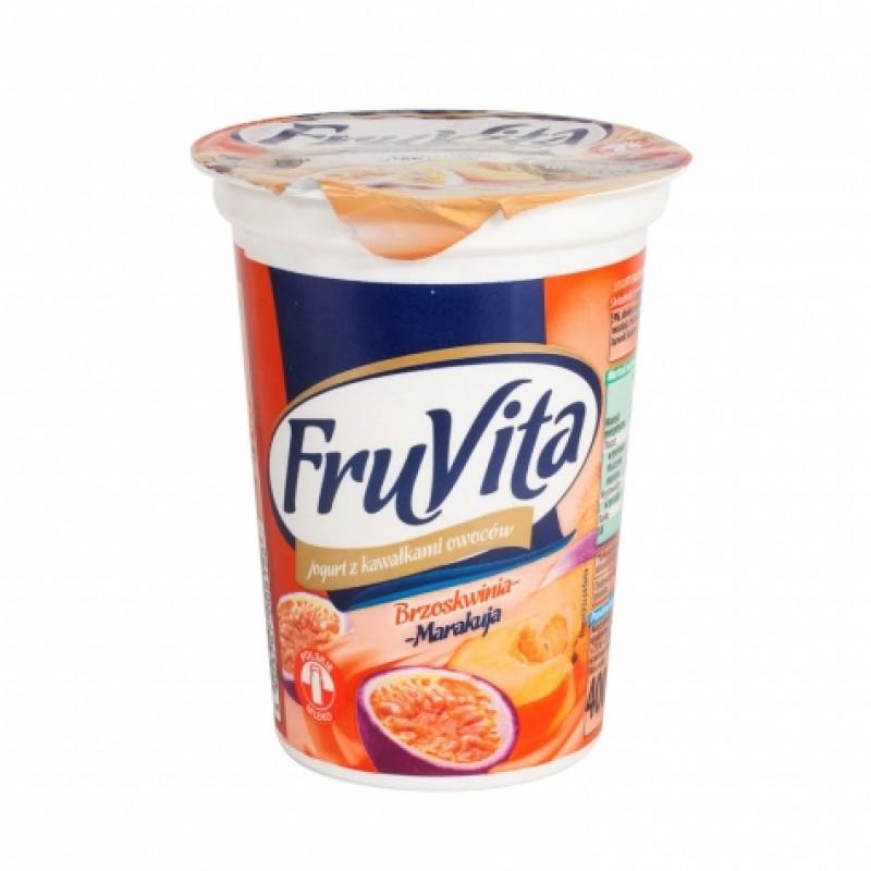 Йогурт FruVita маракуйя 400г