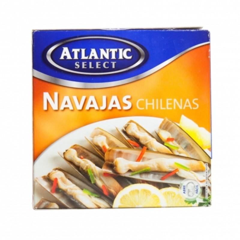 Молюски Atlantic Select Наваха 111г