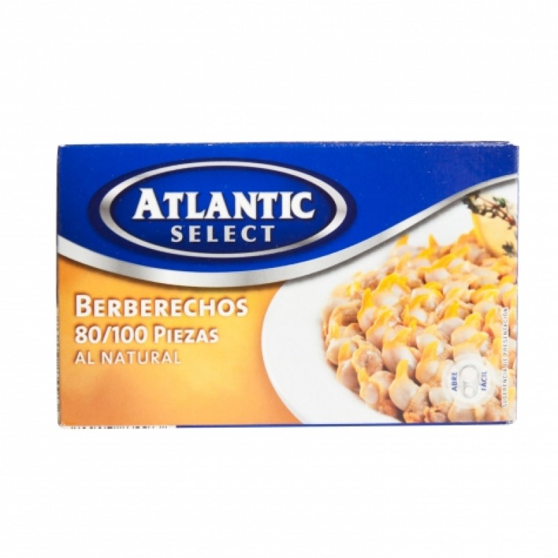 Морськi ракушки Atlantic Select 111г