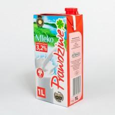 Молоко Prawdziwe 3,2% 1л