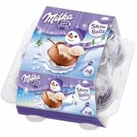 Шоколадні кульки Milka Snow Balls (4x28г) 112г