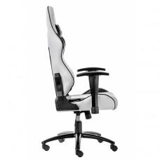 SPC Gear SR300 біле геймерське крісло
