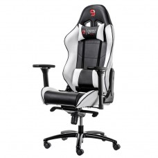 Геймерське крісло SPC Gear SR500 біле