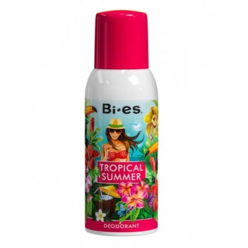 Дезодорант Bi-es Tropical Summer для дівчаток 100мл