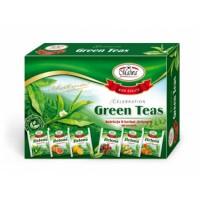 Чай Malwa зеленый фруктовый в пакетиках 6 видiв 30шт