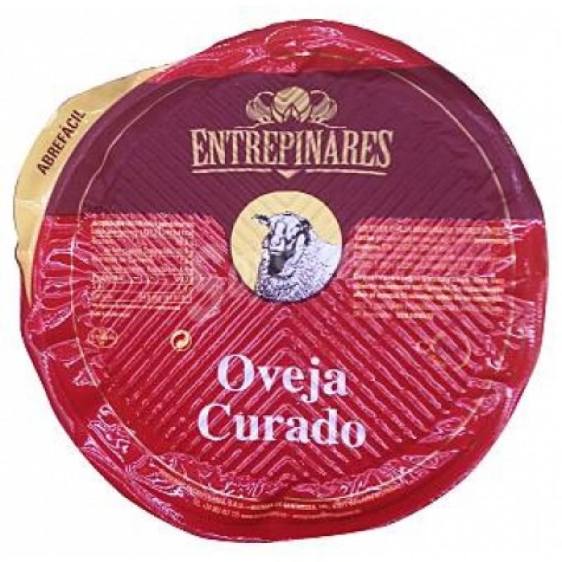 Сир Entrepinares Oveja Semicurado ціна за 1кг