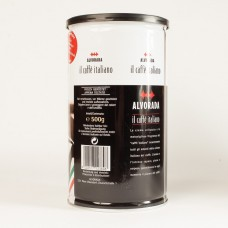 Кава мелена Alvorada il Caffe Italiano 500г ж\б