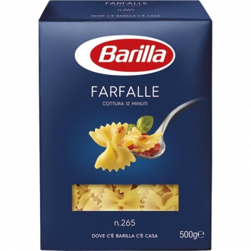 Макарони Barilla n265 Farfalle 500г