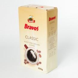 Кава мелена Bravos Classic 250г