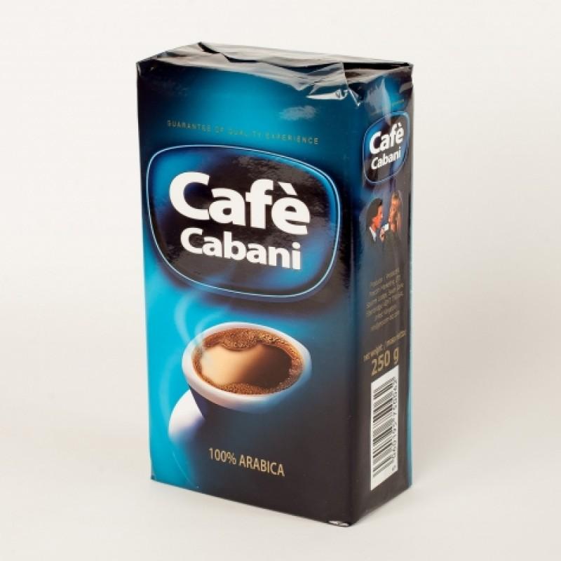 Кава мелена Cabani 250г
