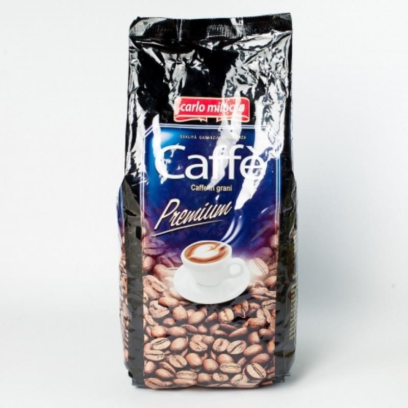 Кава в зернах Carlo Milocca 1кг