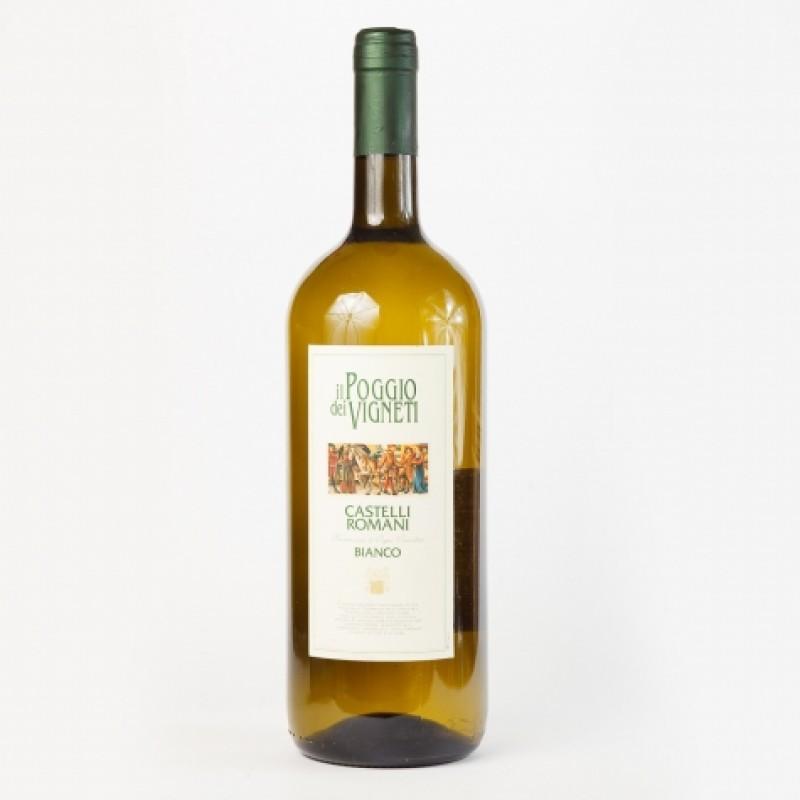 Вино Castelli Romani Bianco 11,5% 1,5л