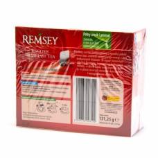Чай чорний Remsey English Breakfast 75пакетиків