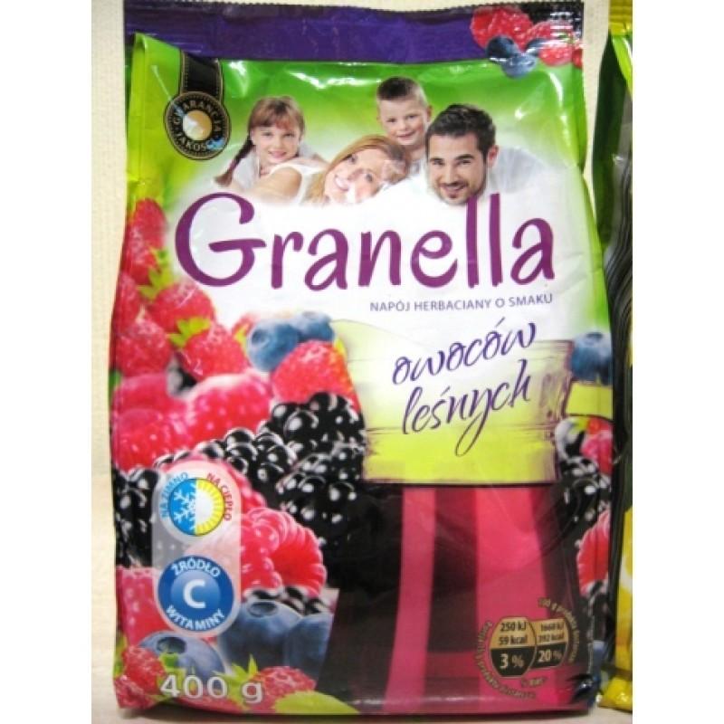 Чай Granella холодный гранульований лісова ягода 400г