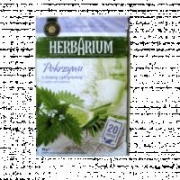 Чай травяний Herbarium кропива і лайм 20пакетиків