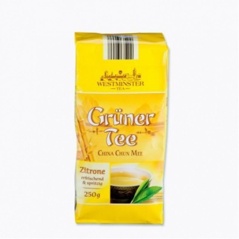 Чай Westminster чорний з лимоном 250г