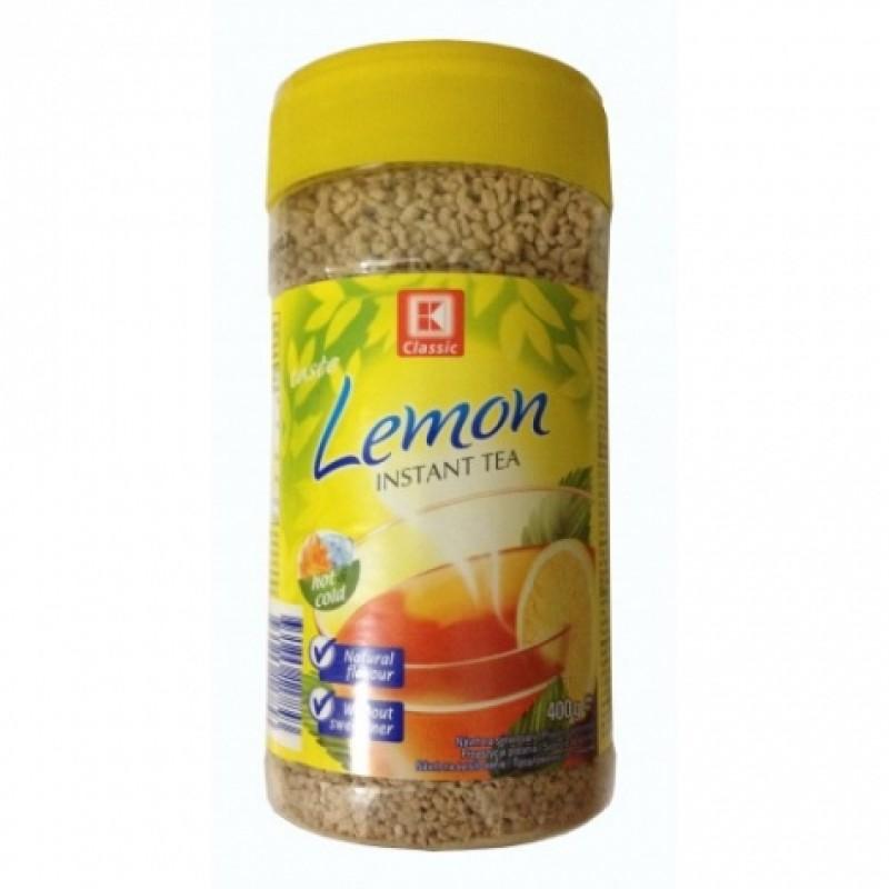 Чай з лимоном K-Classic Lemon Instant Tea 400г