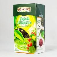 Чай зелений Big-Active з пилюстками квітки кактуса 100г