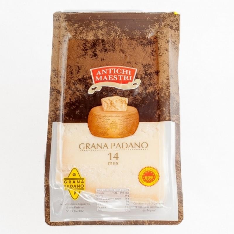 Сир Antichi Maestri Grana Padano 14місяців ціна за 1кг