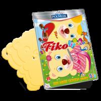 Сир тостовий Fiko Junior гауда 150г