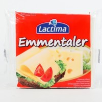 Сир тостовий Lactima Emmentaler 130г