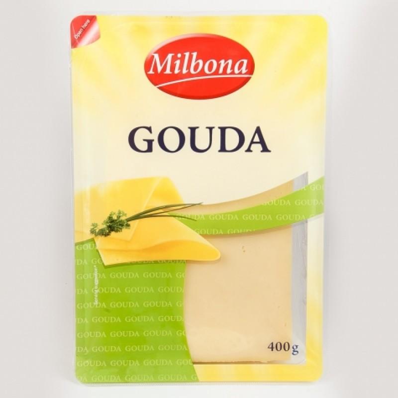 Сир тостовий Malibona Гауда 400г