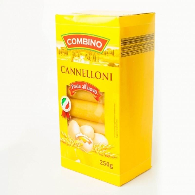 Канелоні Combino Cannelloni 250г