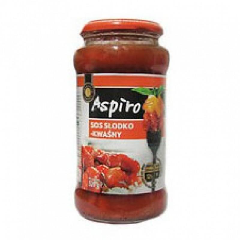 Соус Aspiro кисло-солодкий 520г
