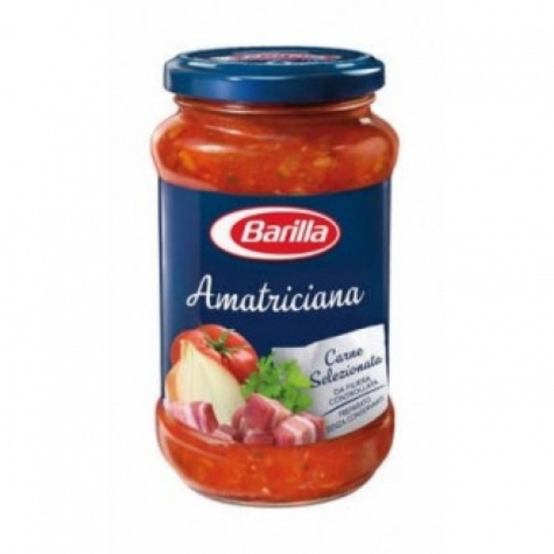 Соус Barilla Amatriciana 400г