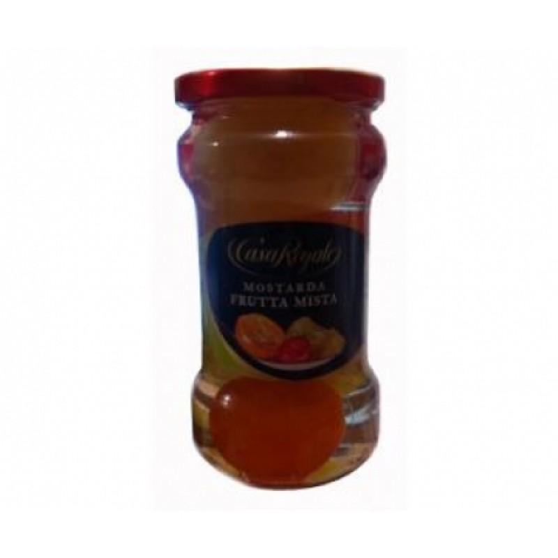 Соус Mostarda frutta mista гірчичный 400г