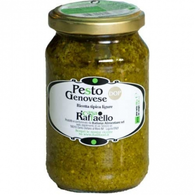 Соус Pesto genovese DOP 265г