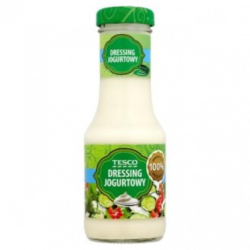 Соус Tesco sos Dressing йогуртовий 200мл