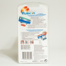 Станок Gillette Fusion Gamer на підставці + 2 картриджа