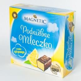 Цукерки Magnetic Пташине молоко з лимонним смаком 500г