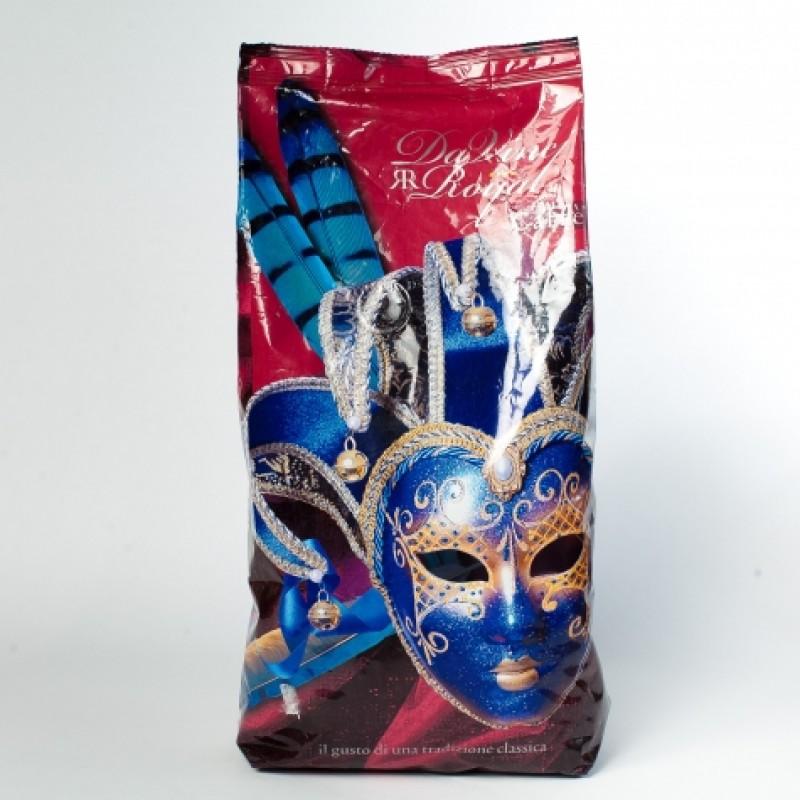 Кава в зернах Da Vinci Azurro 100% Arabica 750г