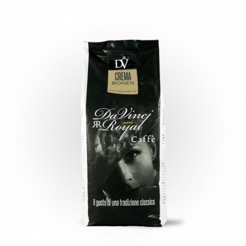 Кава в зернах Da Vinci Crema 100% Arabica 1кг