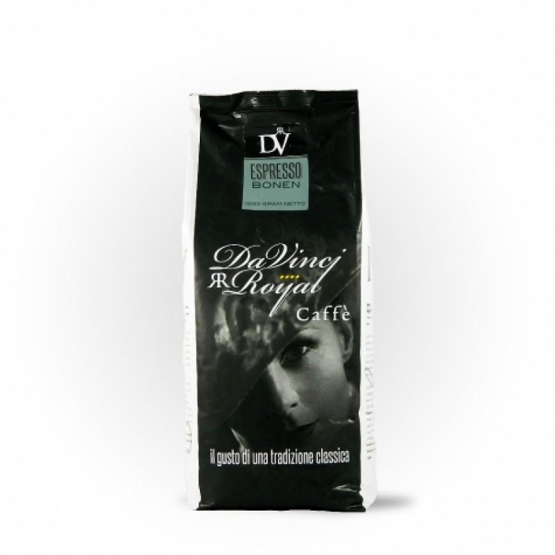 Кава в зернах Da Vinci Espresso 100% Arabica 1кг