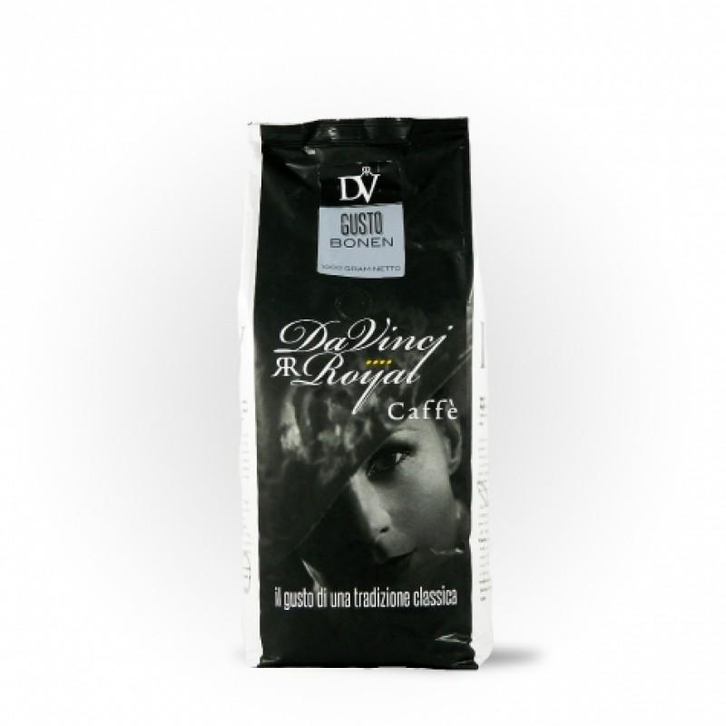 Кава в зернах Da Vinci Gusto 100% Arabica 1кг