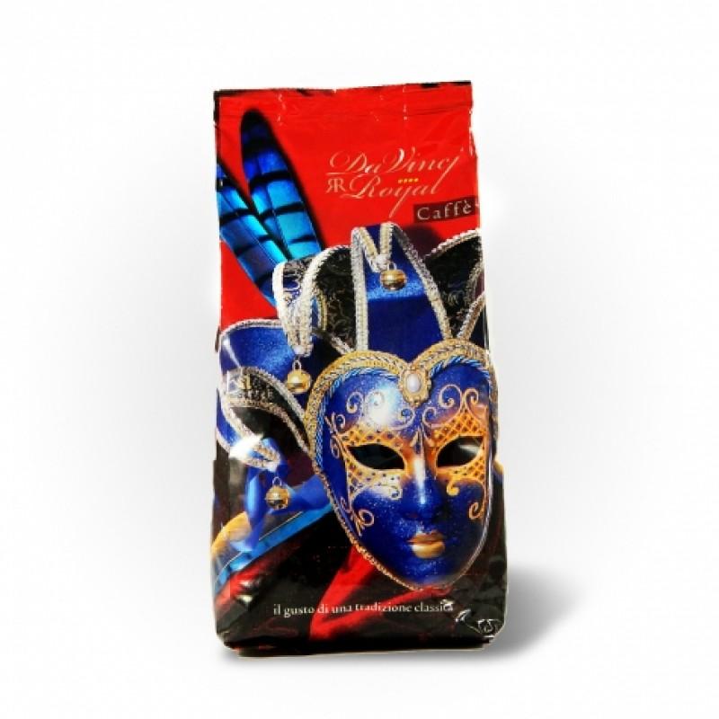 Кава в зернах Da Vinci Nero 100% Arabica 750г