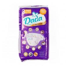Dada Premium 3 Midi 4-9kg 60шт