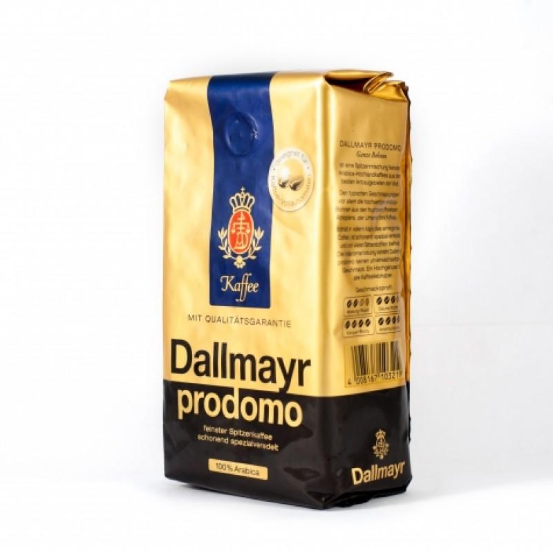 Кава в зернах Dallmayr Prodomo 500г